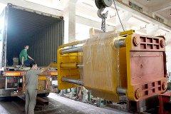 QSQ-2200 Мостовой многопильный камнерезный станок для резки блочного камня